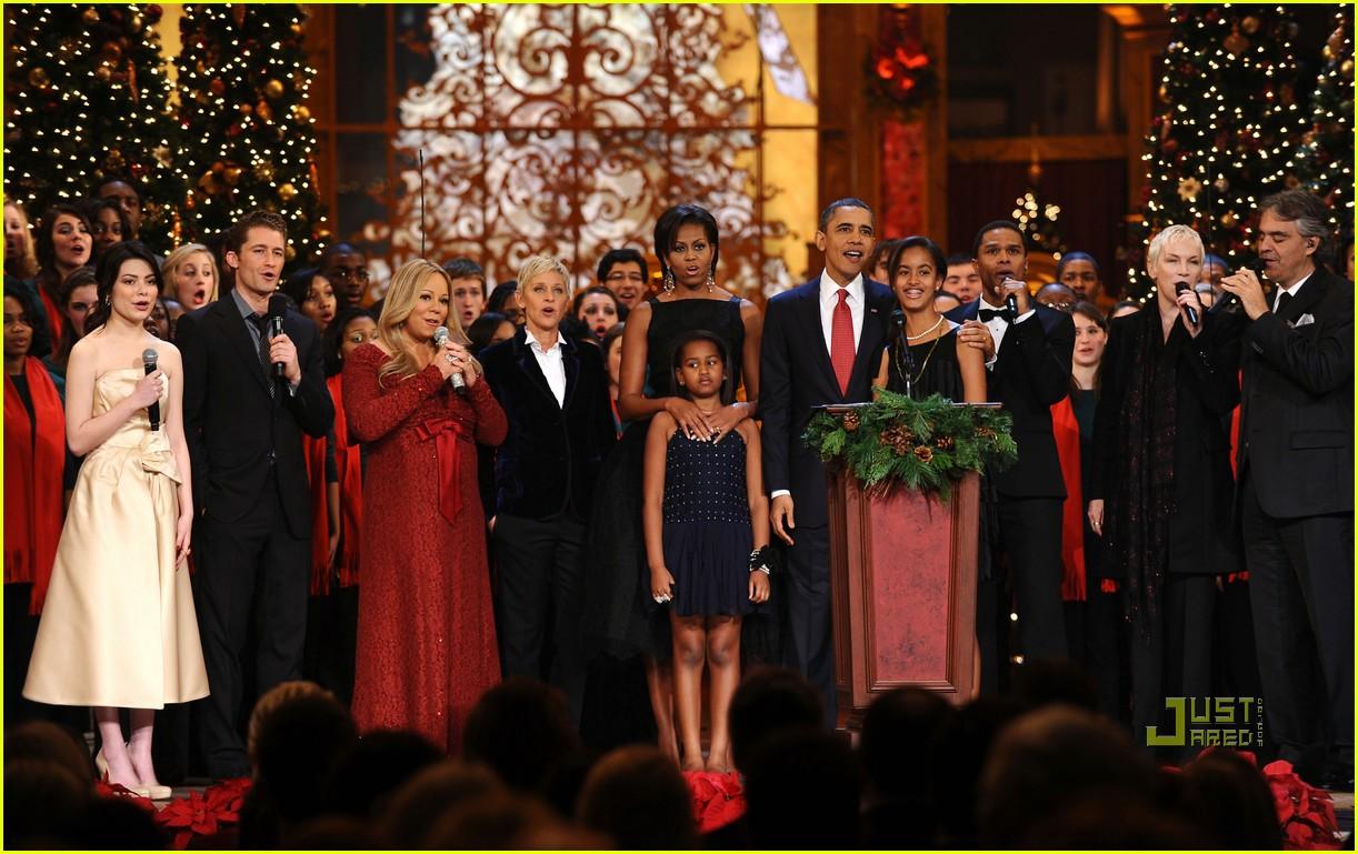 mariah carey christmas in washington - Christmas In Washington