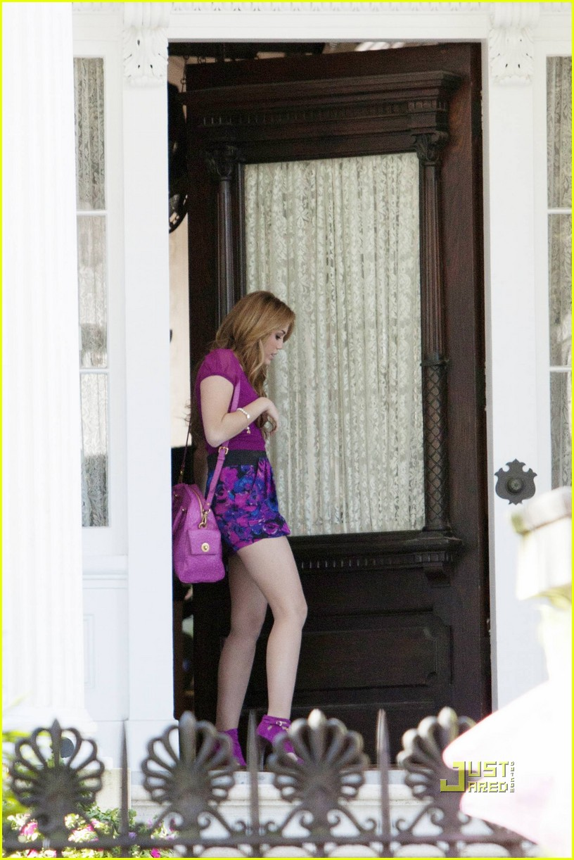 miley cyrus undercover set 08
