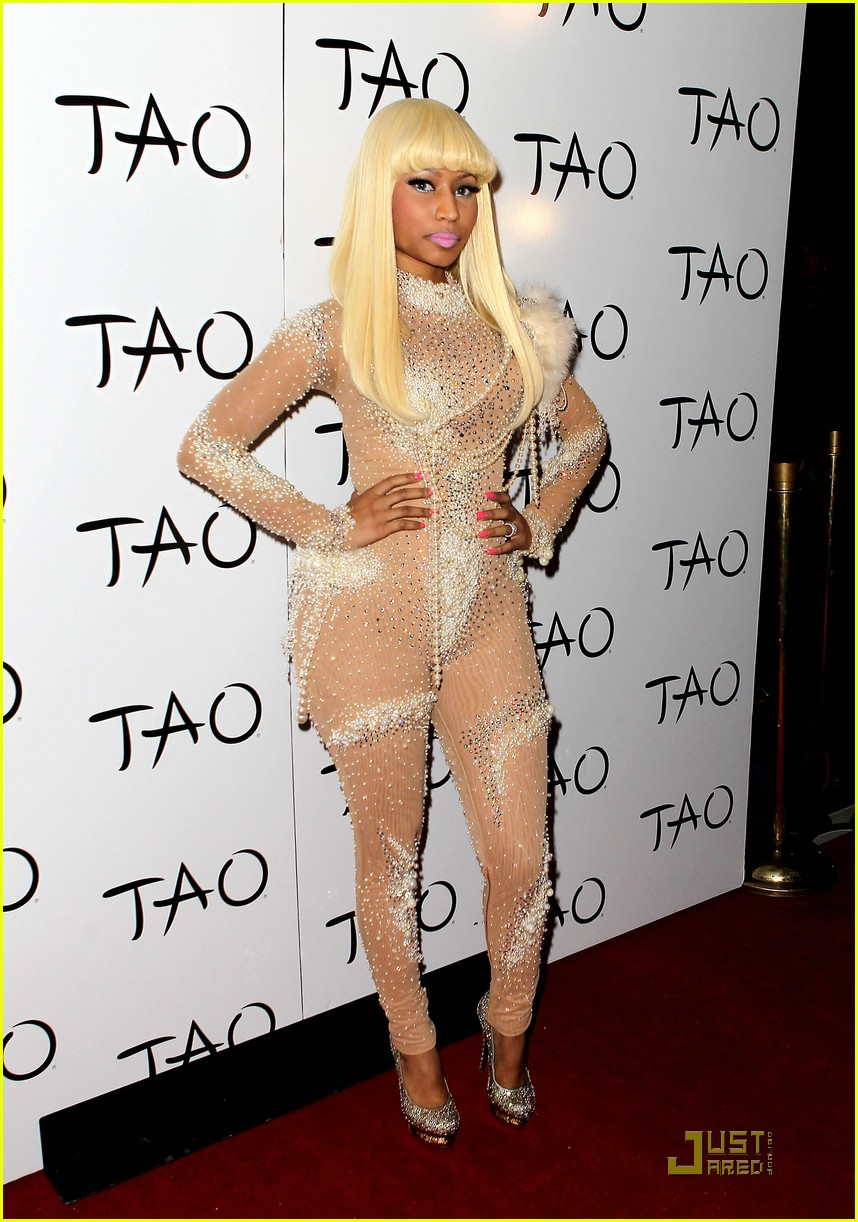 nicki minaj birthday party amber rose 02