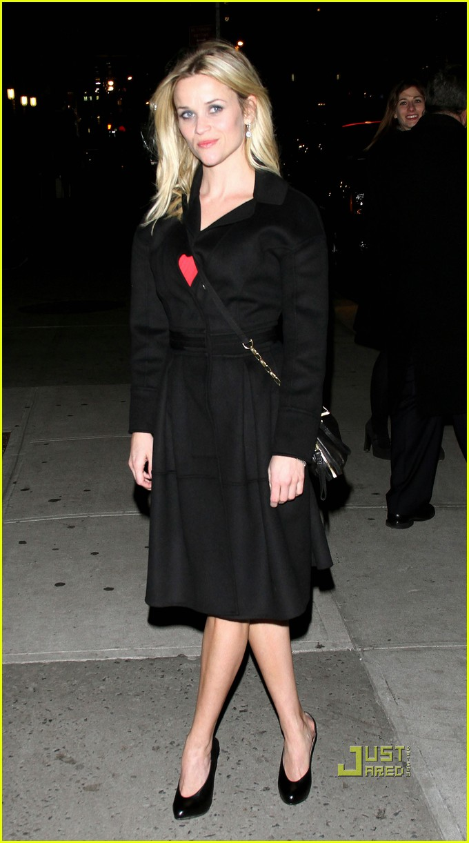 reese witherspoon late show david letterman 032501671