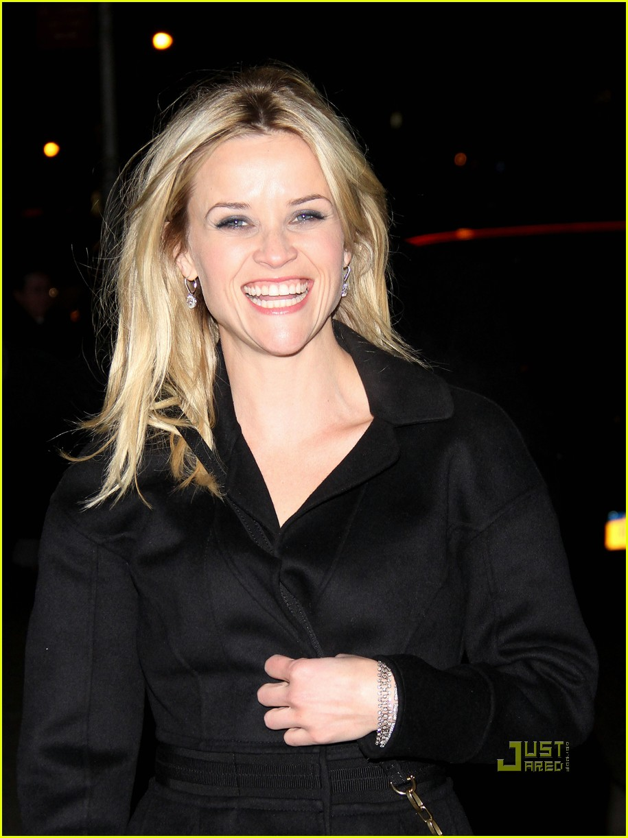 reese witherspoon late show david letterman 092501677