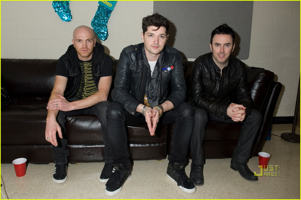 The Script: Steak for Christmas Dinner!: Photo 2505222 | Exclusive, The Script Pictures | Just Jared