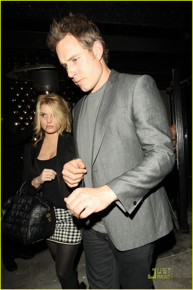 jessica simpson eric johnson trousdale 01
