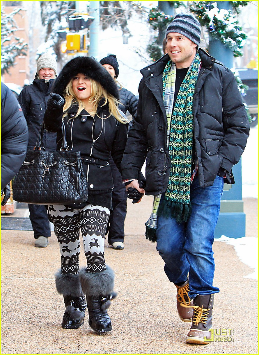 jessica simpson eric johnson snow 06