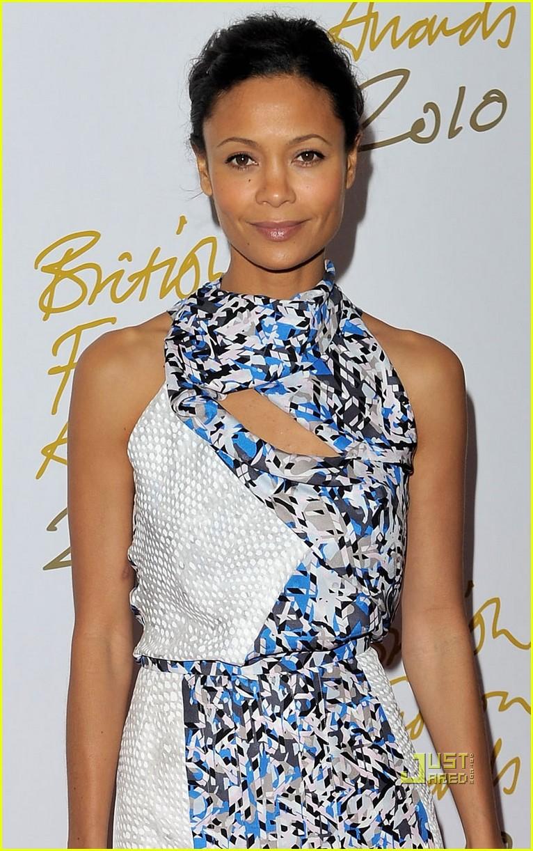 thandie newtown emma roberts douglas booth british fashion awards 062501768