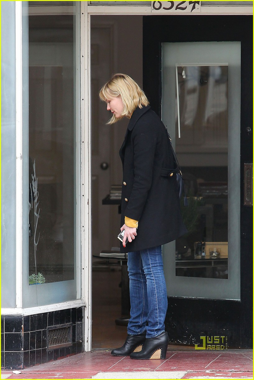 kirsten dunst parking ticket 042506071