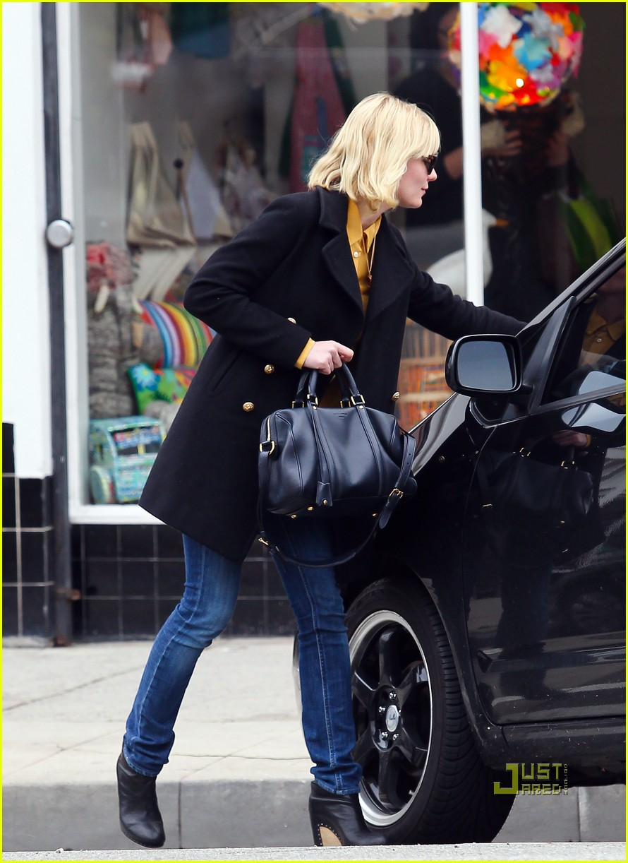 kirsten dunst parking ticket 112506078