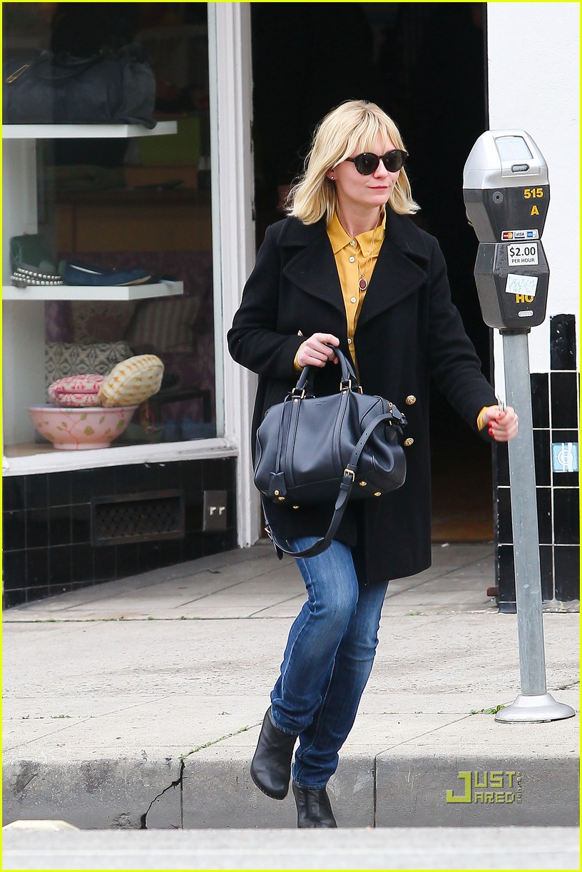 kirsten dunst parking ticket 142506081