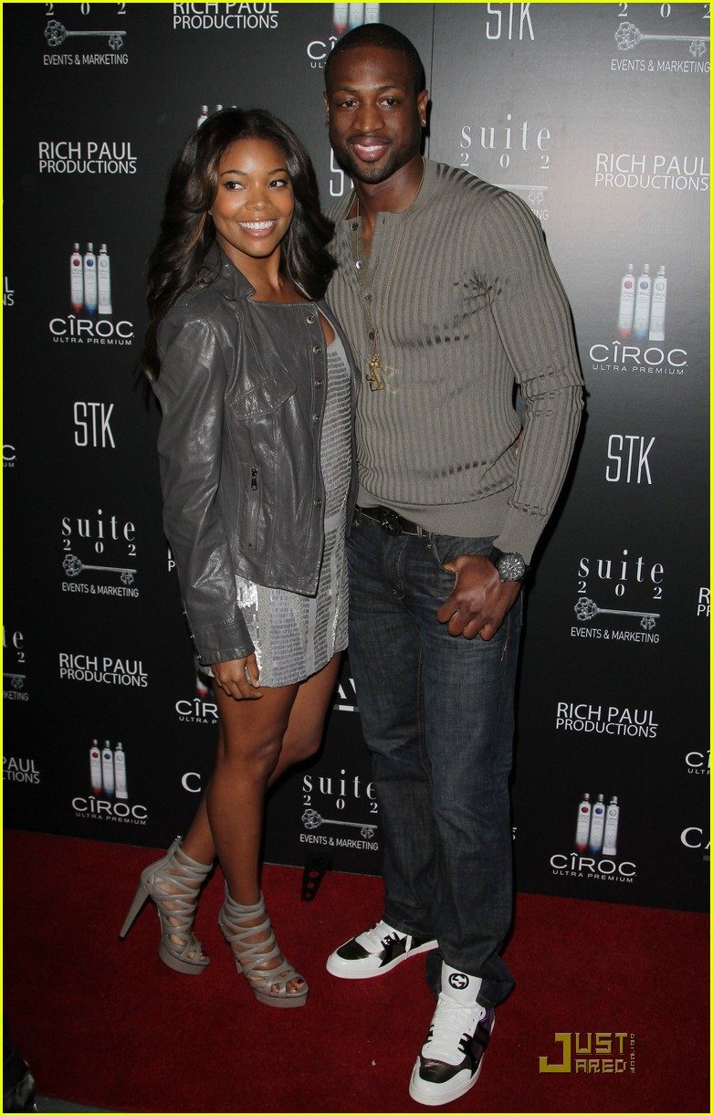 gabrielle union lebron james party 01