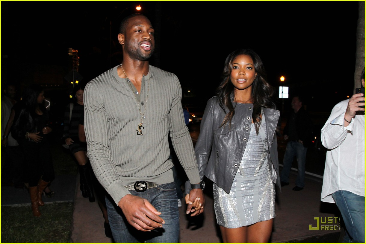 gabrielle union lebron james party 032507341