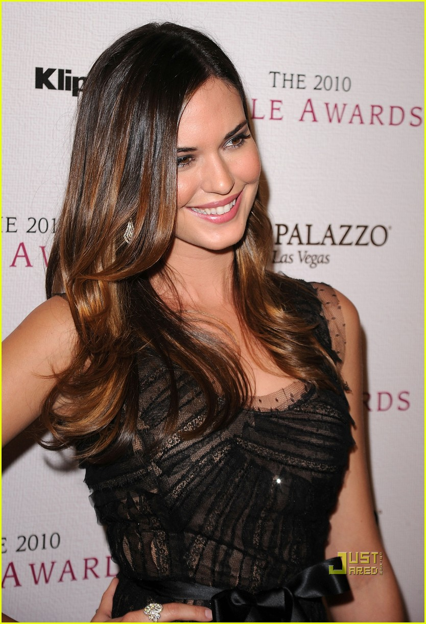 dave annable odette yustman style awards 132503274