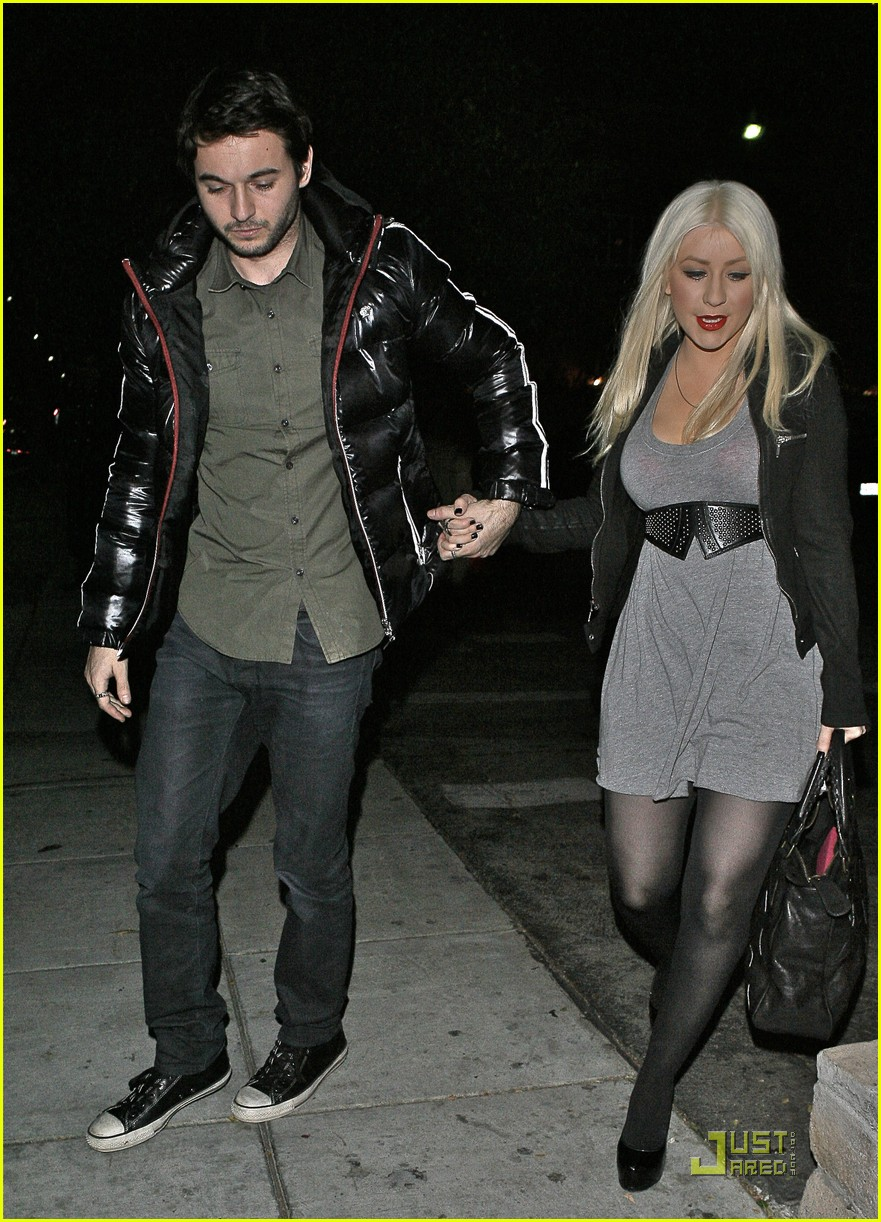 christina aguilera nobu matthew rutler 08