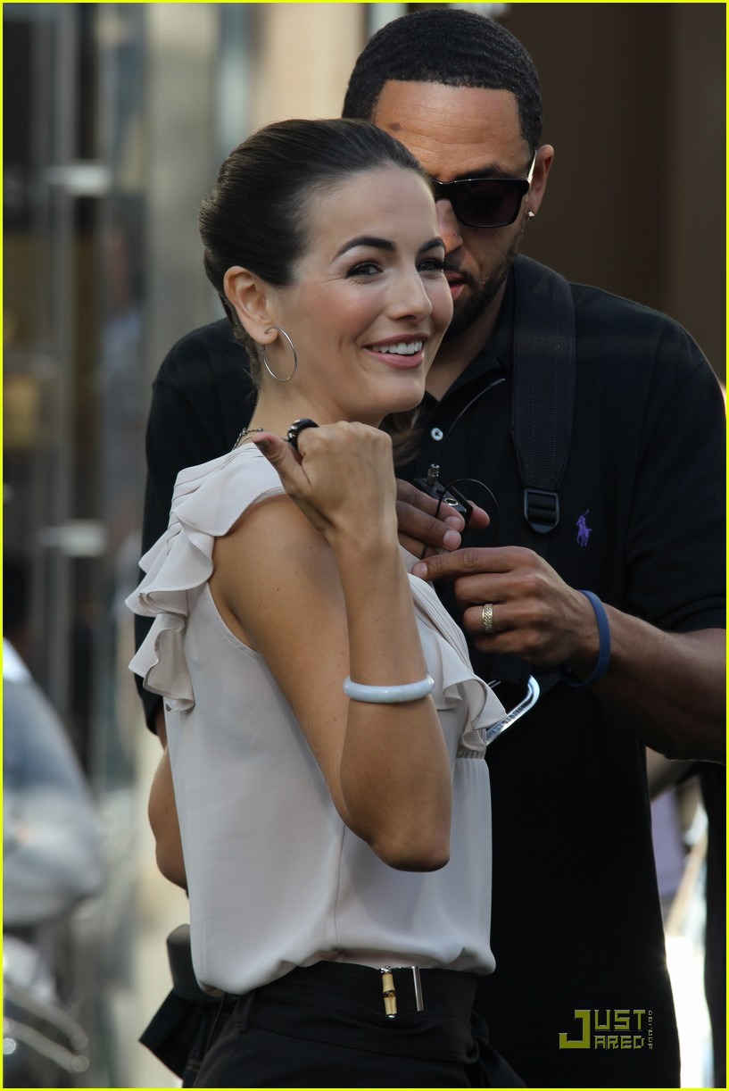 Camilla Belle interview