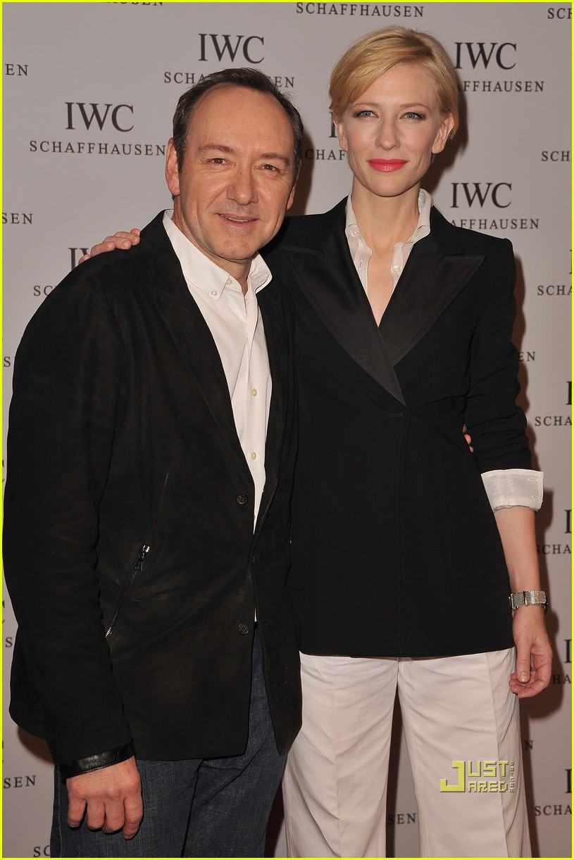cate blanchett iwc launch portofino watch 032512699