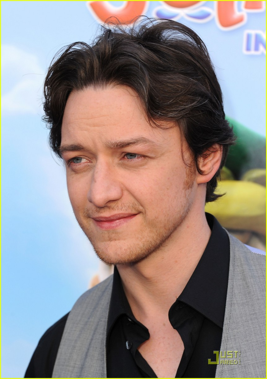James Mcavoy Gnomeo And Juliet Emily Blunt: &#...