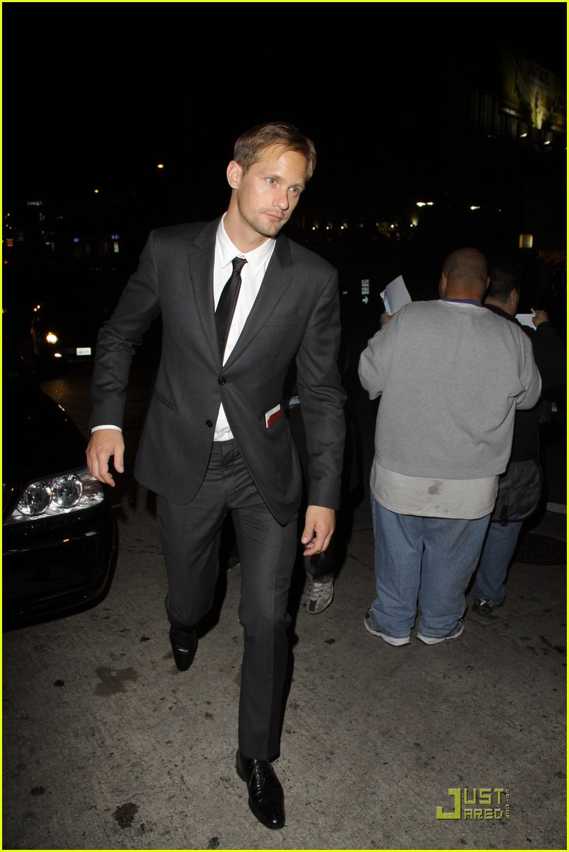 kate bosworth alexander skarsgard after party pair 062512556