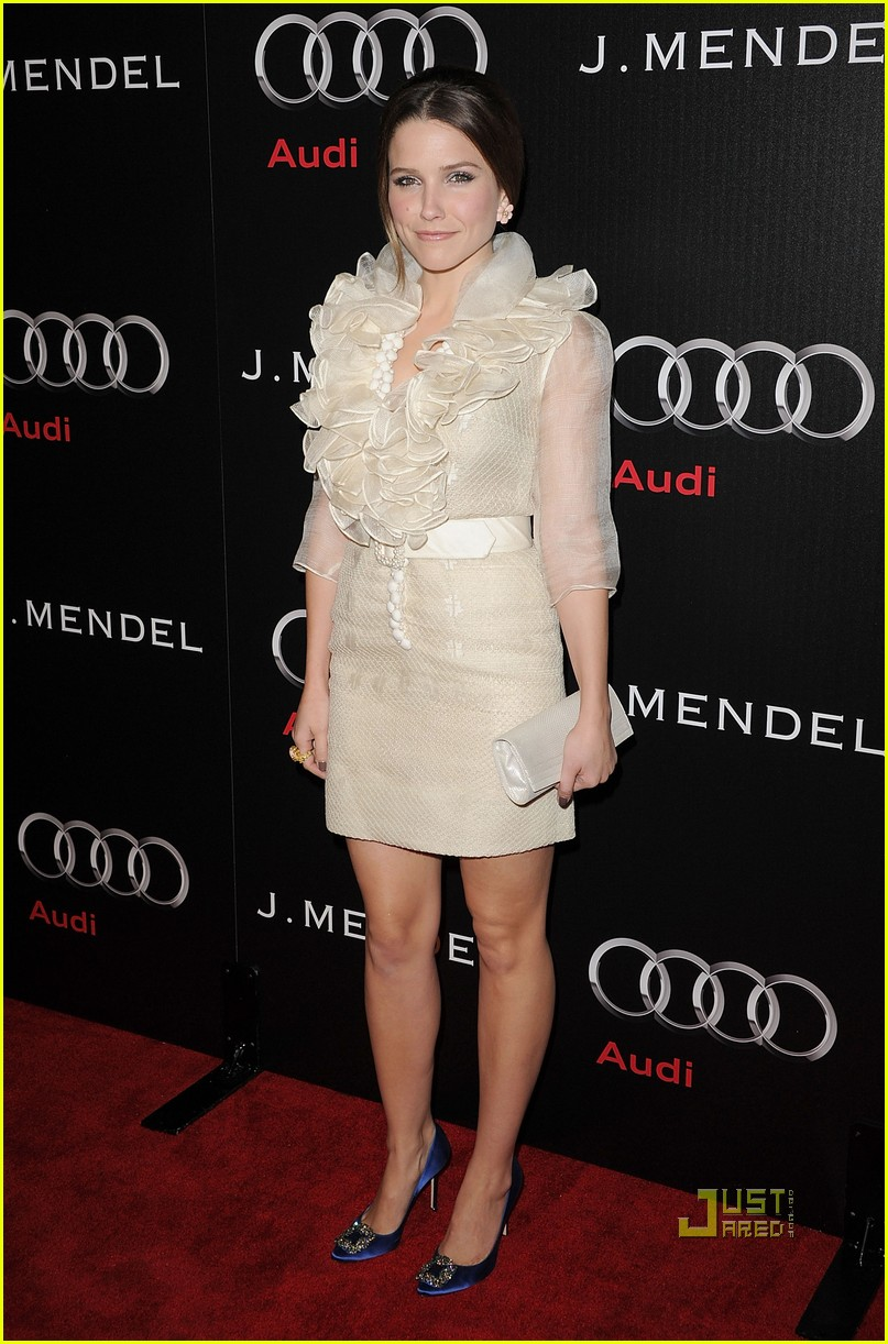 sophia bush audi jmendel party 062509699