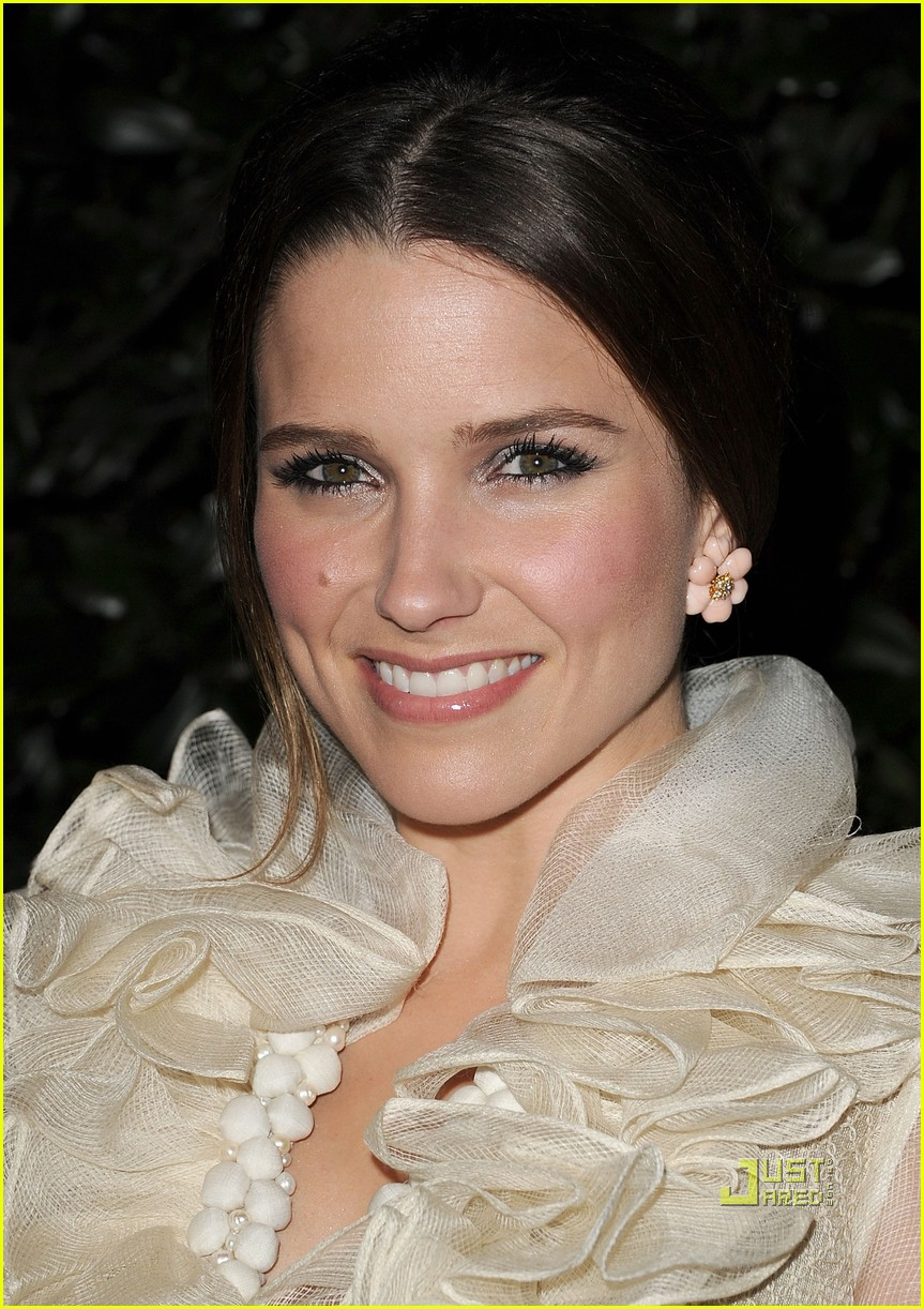 sophia bush audi jmendel party 07