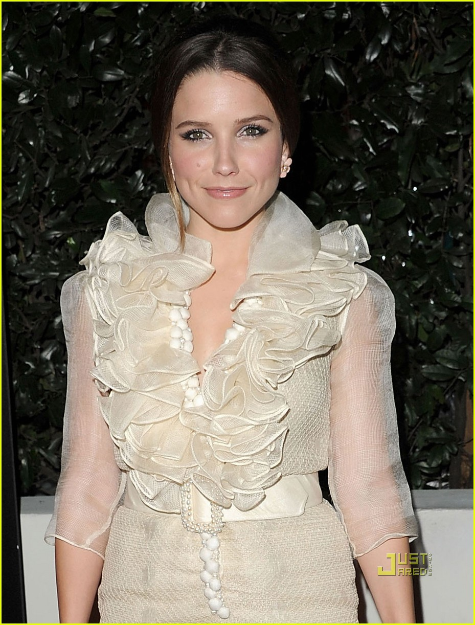 sophia bush audi jmendel party 092509702