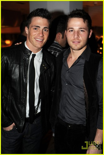 chace crawford matthew morrison new years 042507591