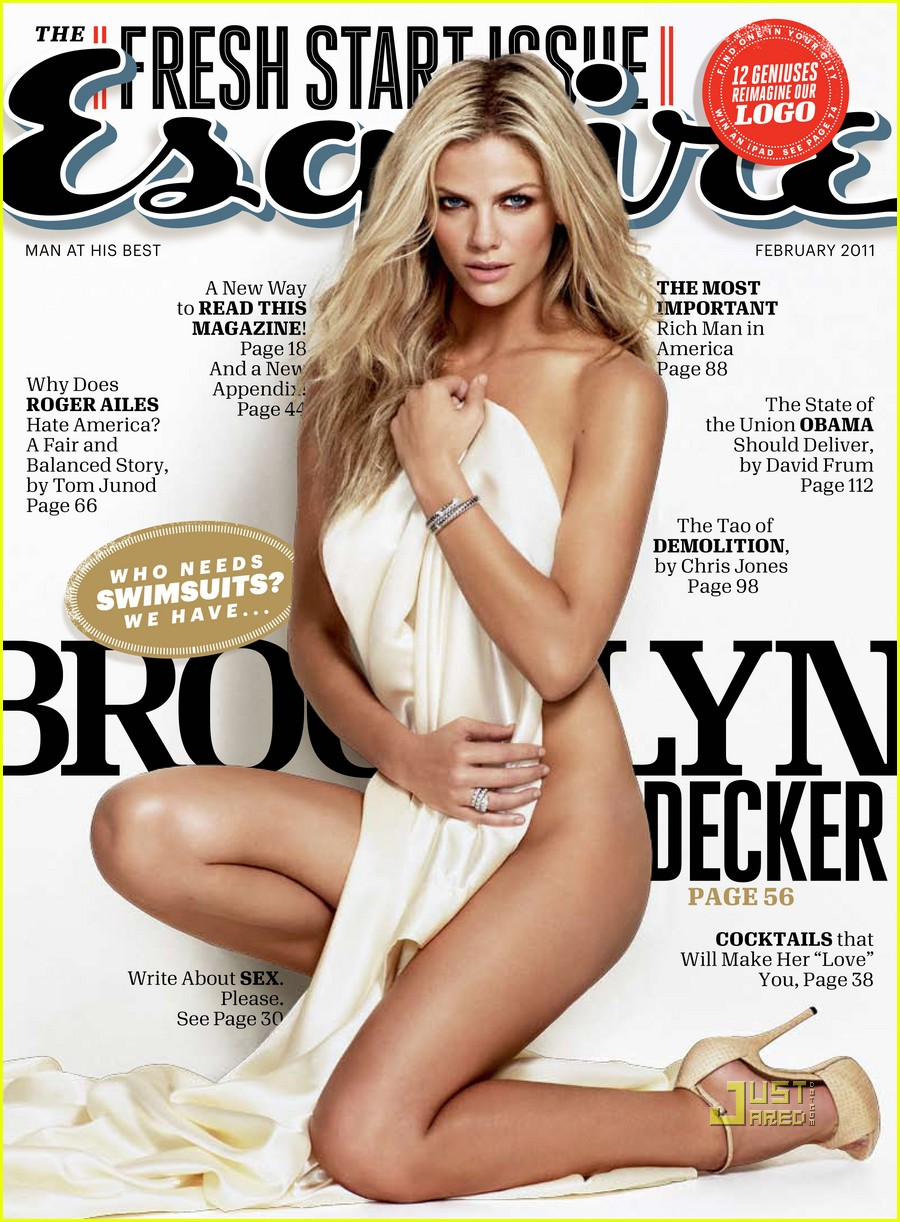 67 best images about SI: Brooklyn Decker on Pinterest