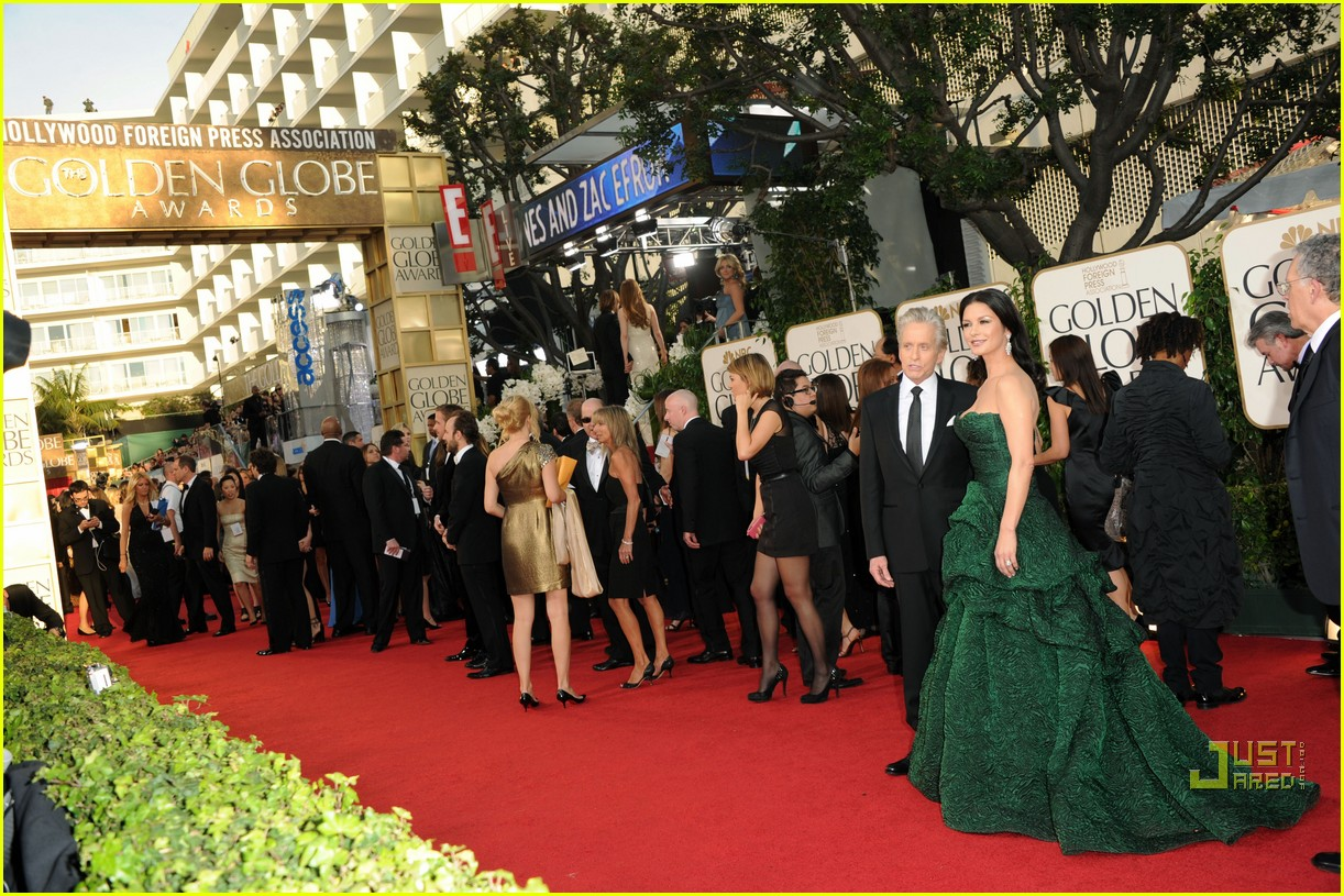michael douglas catherine zeta jones golden globes 2011 162512272