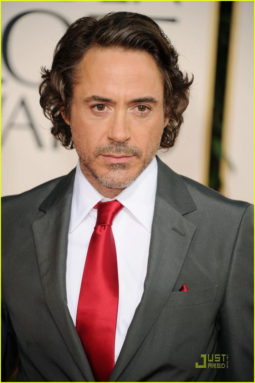 robert downey jr golden globes 012511956