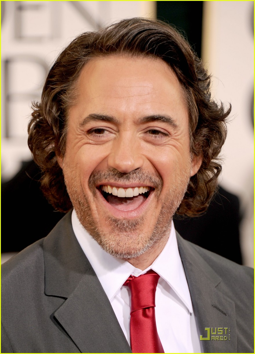 robert downey jr golden globes 07