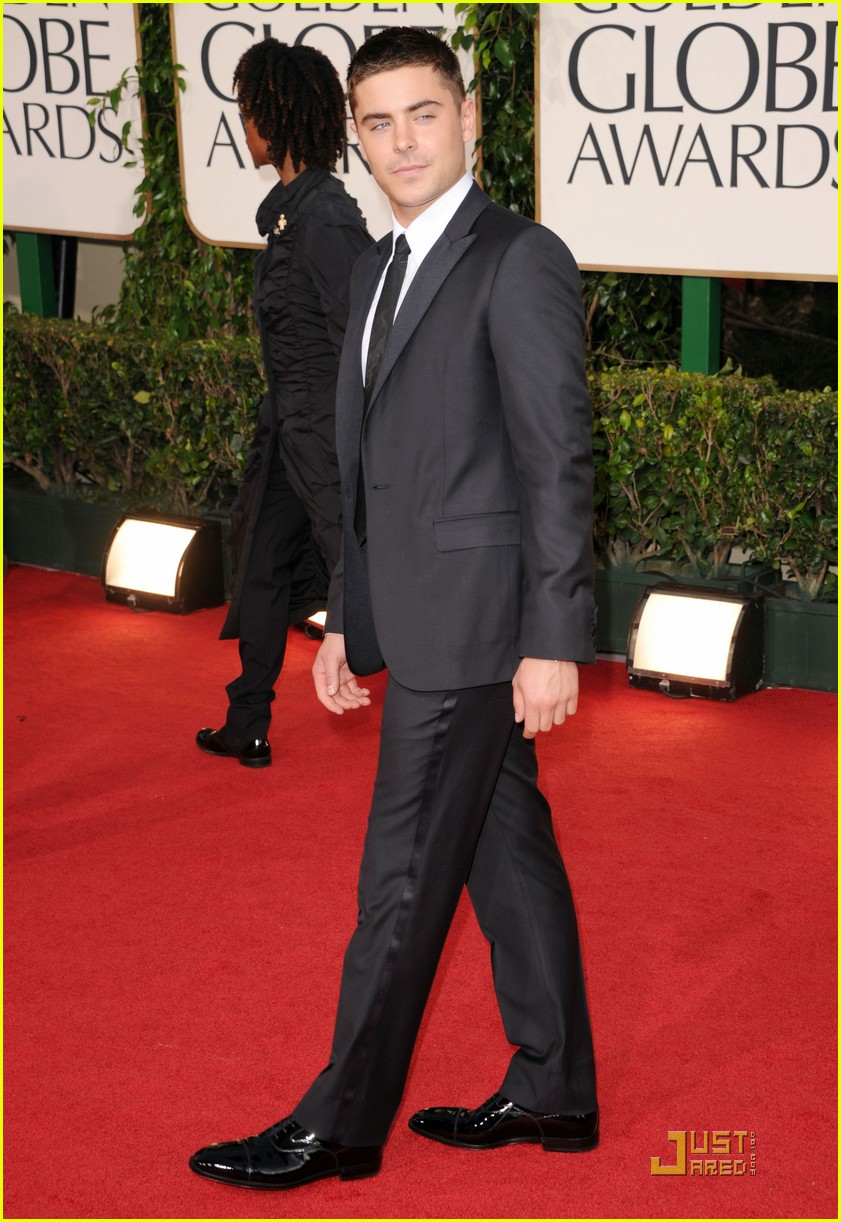zac efron golden globes 03