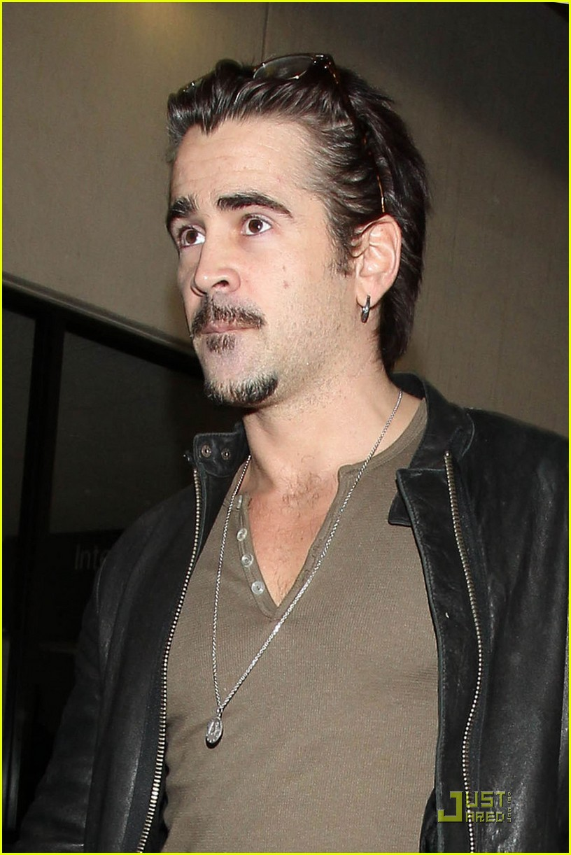 colin farrell arriving in los angeles 092509044
