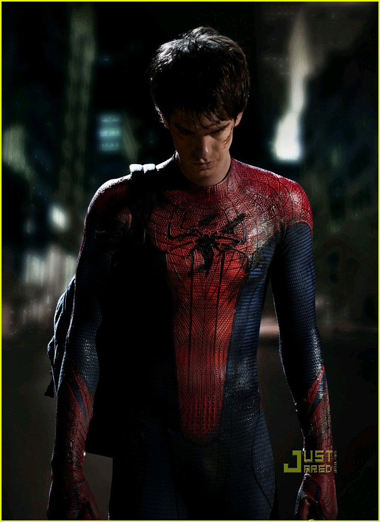 andrew garfield spiderman 012510593
