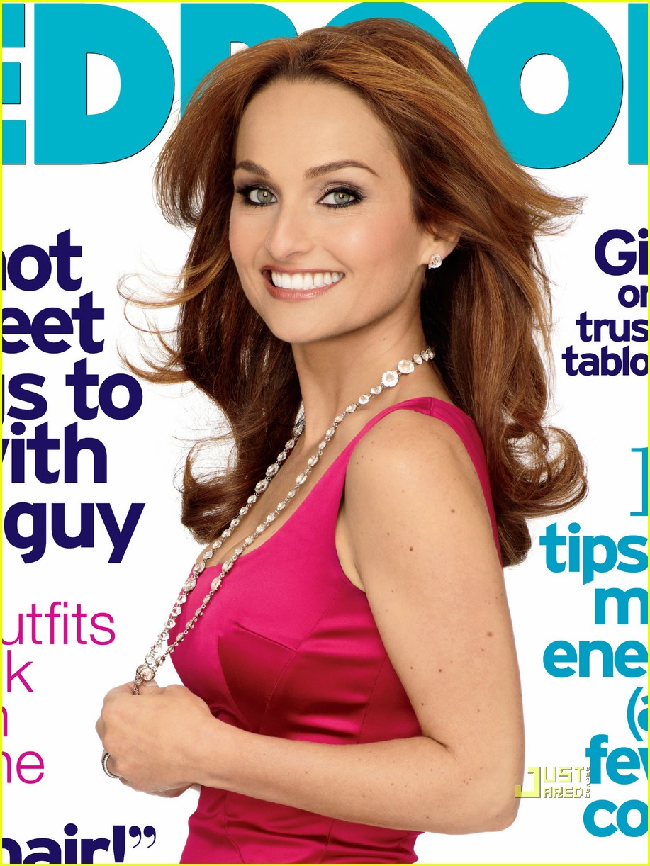 giada de laurentiis redbook february 2011 02