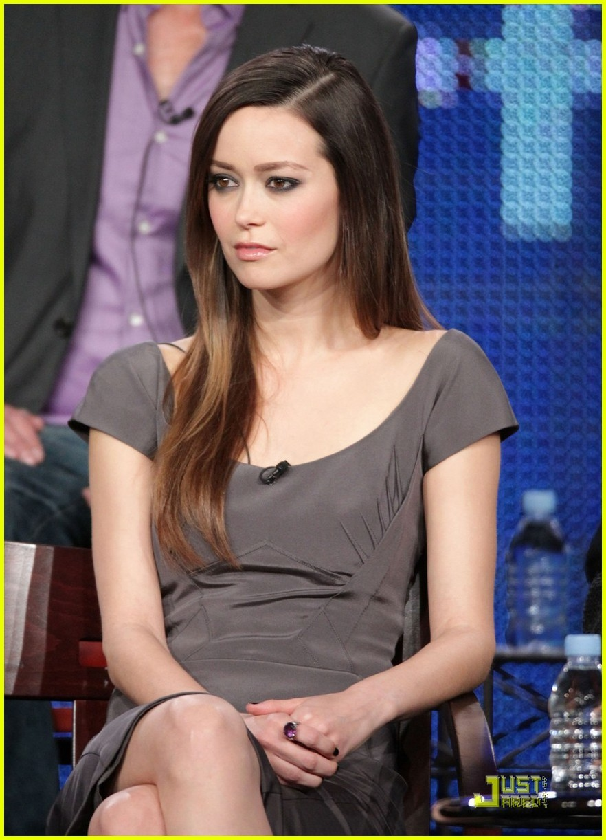 Summer Glau 2020.Summer Glau Talks About The Cape In Style Photo 2510832