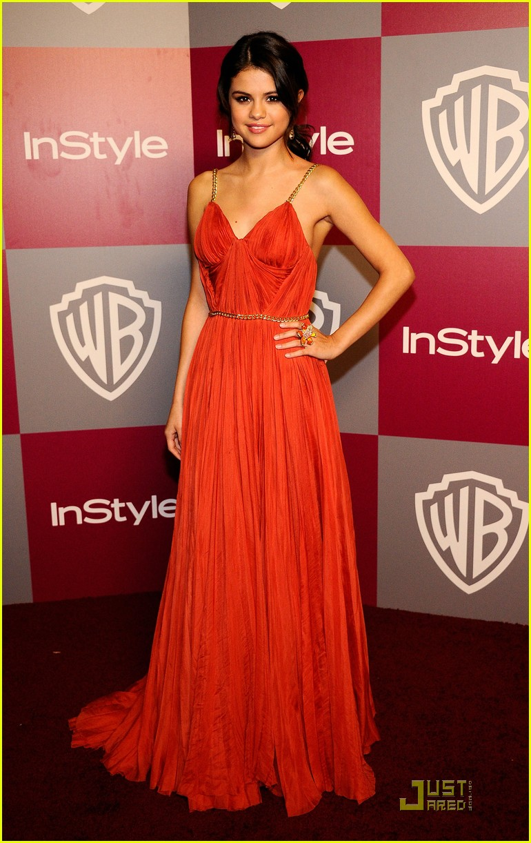 selena gomez instyle party 012512364