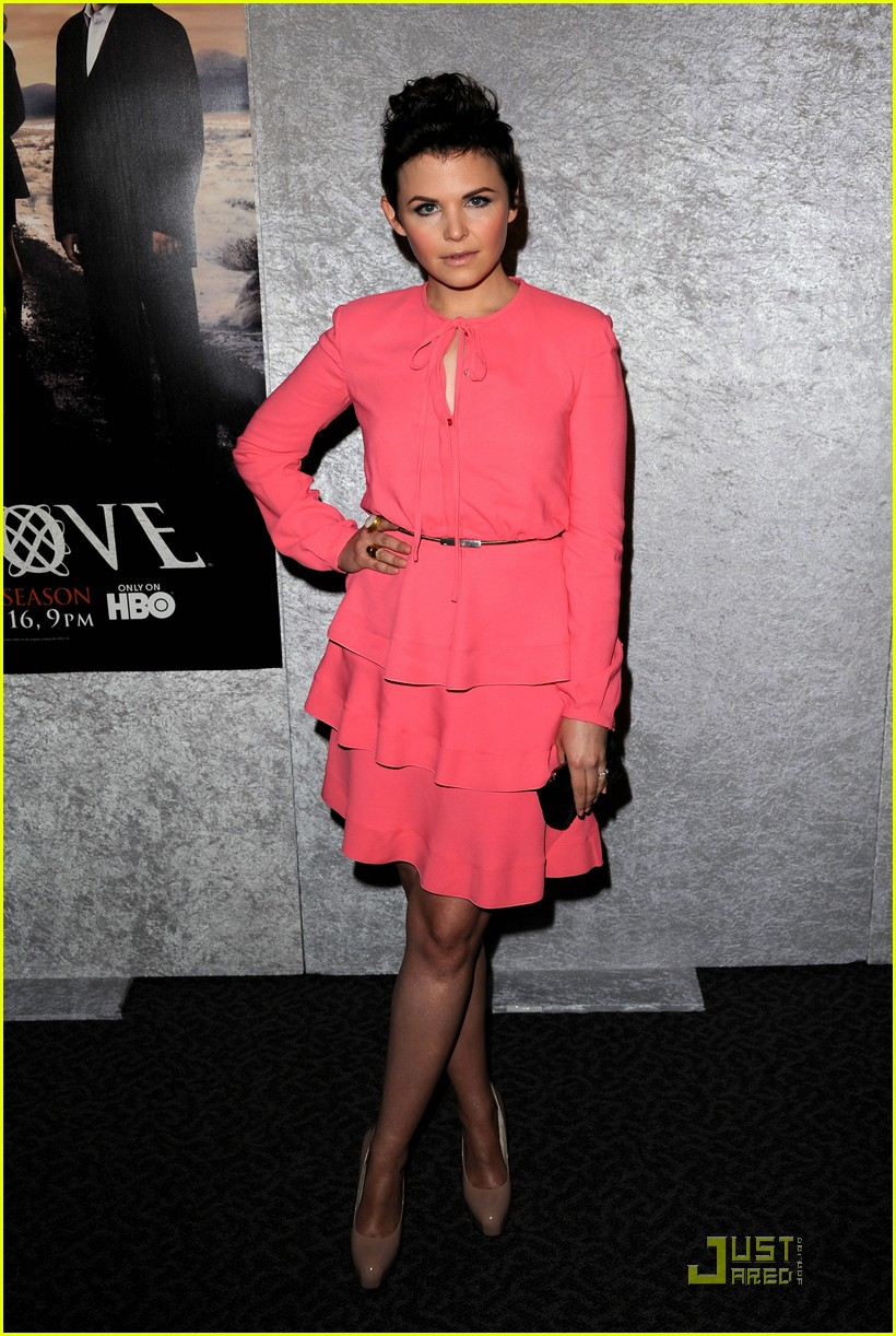 ginnifer goodwin chloe sevigny big love premiere 012510503