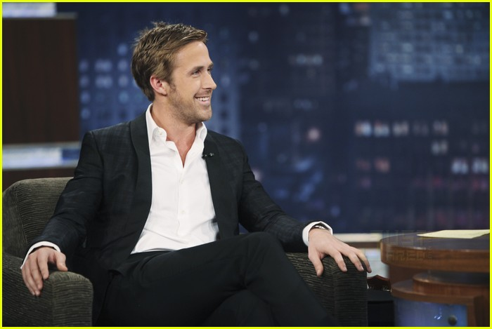 ryan gosling jimmy kimmel 08