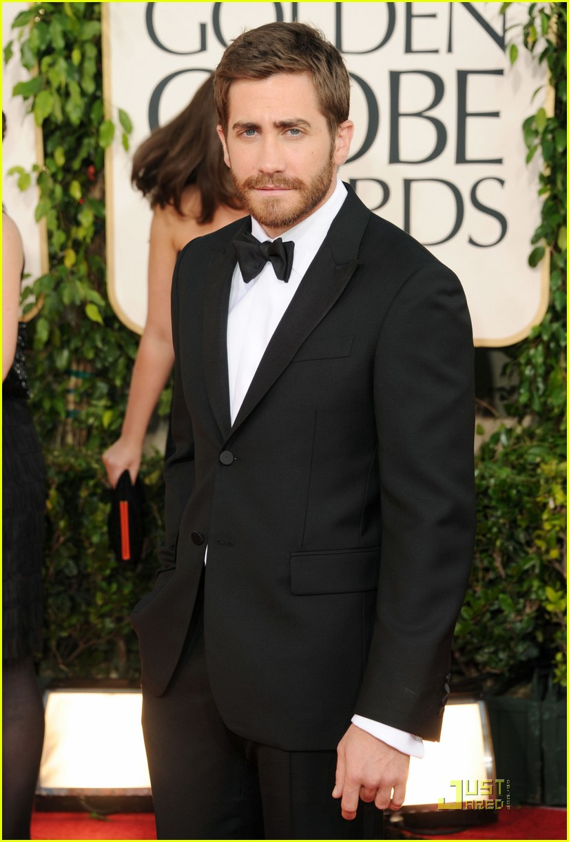 jake gyllenhaal golden globes 032511753