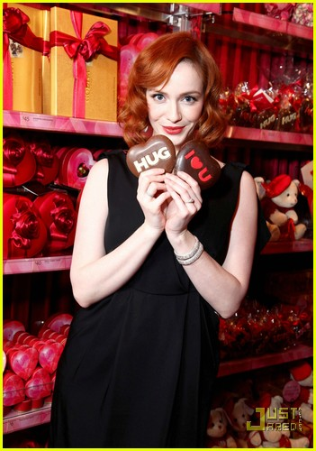 christina hendricks godiva pop up 01
