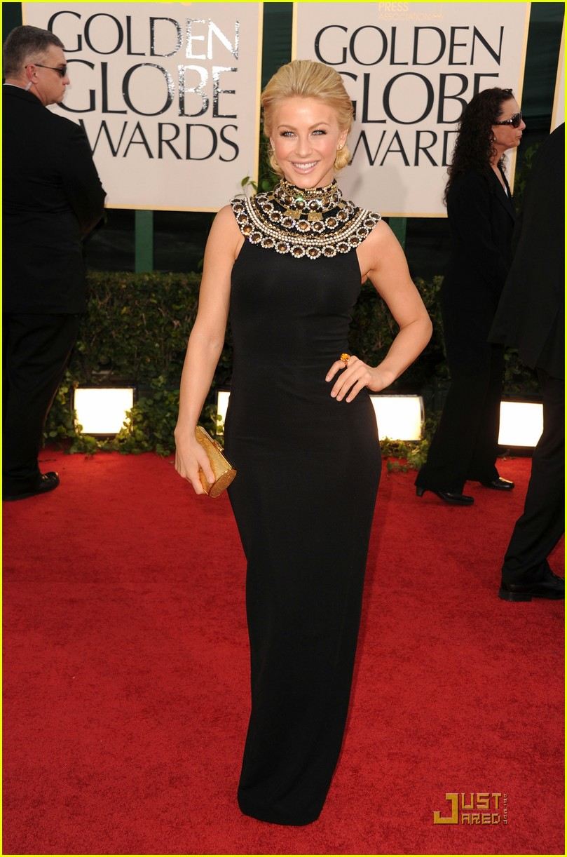 julianne hough golden globes 042512245