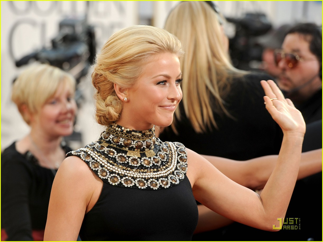 julianne hough golden globes 07