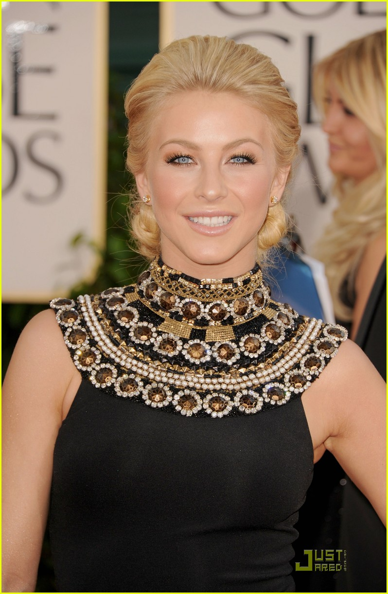 julianne hough golden globes 142512255
