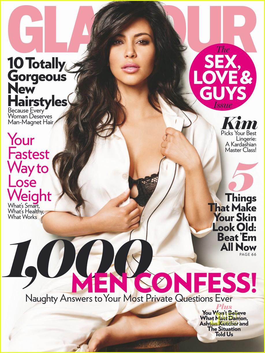 kim kardashian glamour february 2011 01