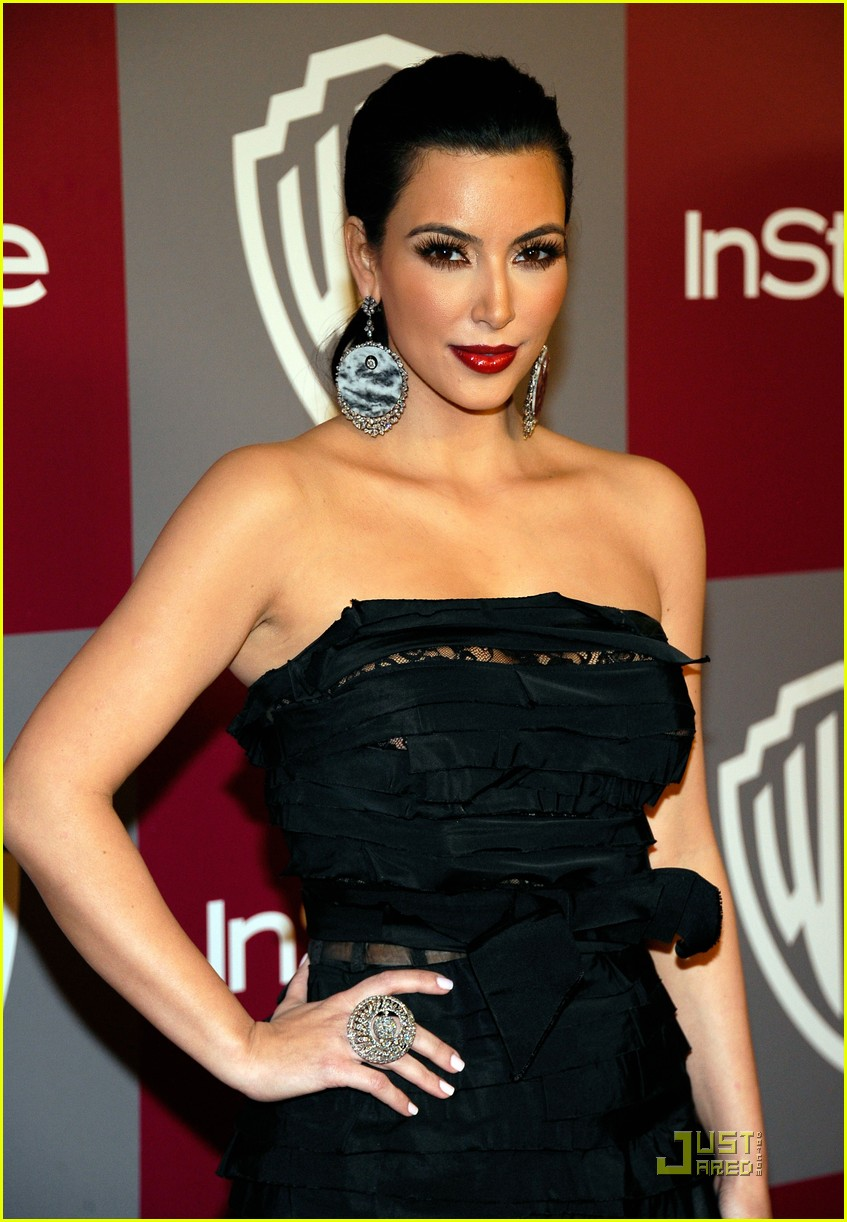 kim kardashian instyle party 04