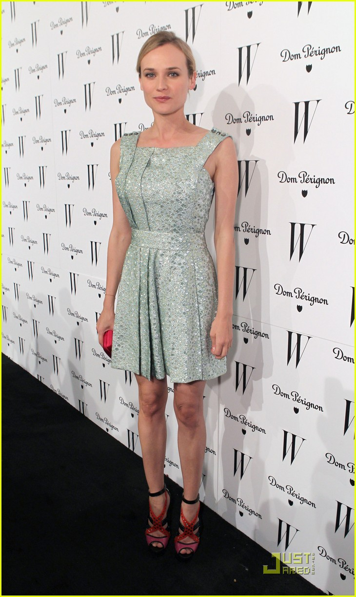 diane kruger w magazine golden globe party 012511255