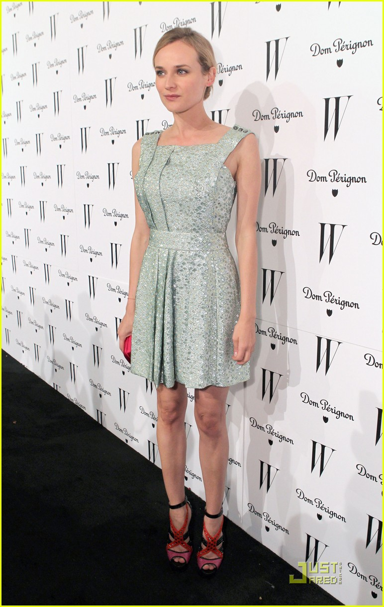 diane kruger w magazine golden globe party 072511261