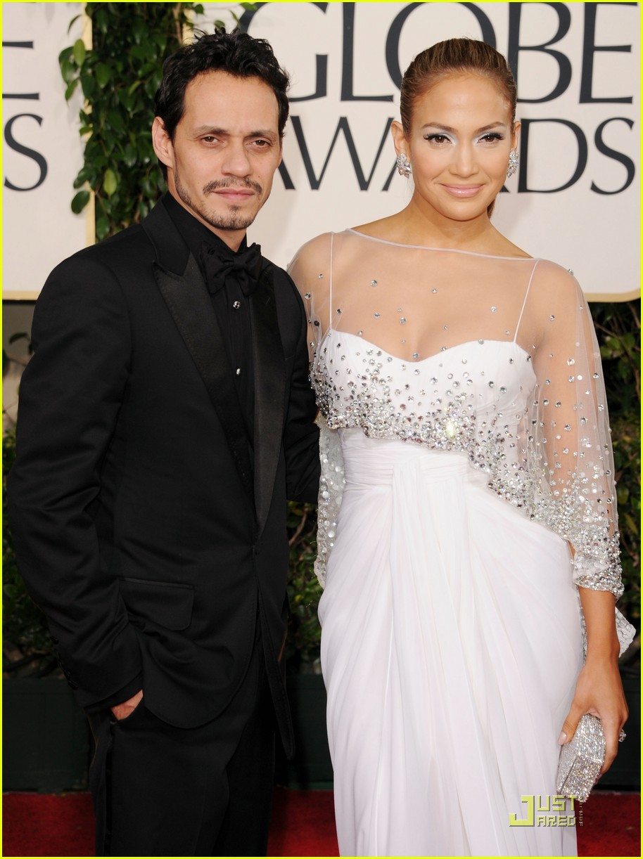 jennifer lopez marc anthony golden globes 03