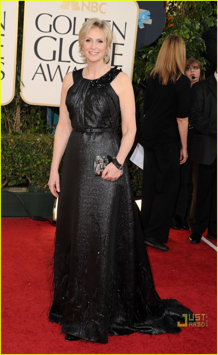 jane lynch 2011 golden globes best actress supporting role television 022512139