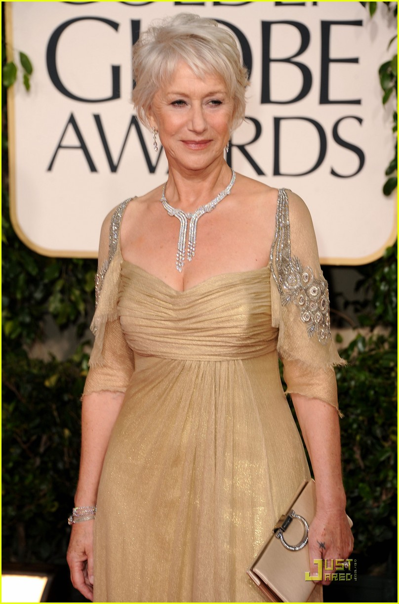 helen mirren tilda swinton golden globes 10