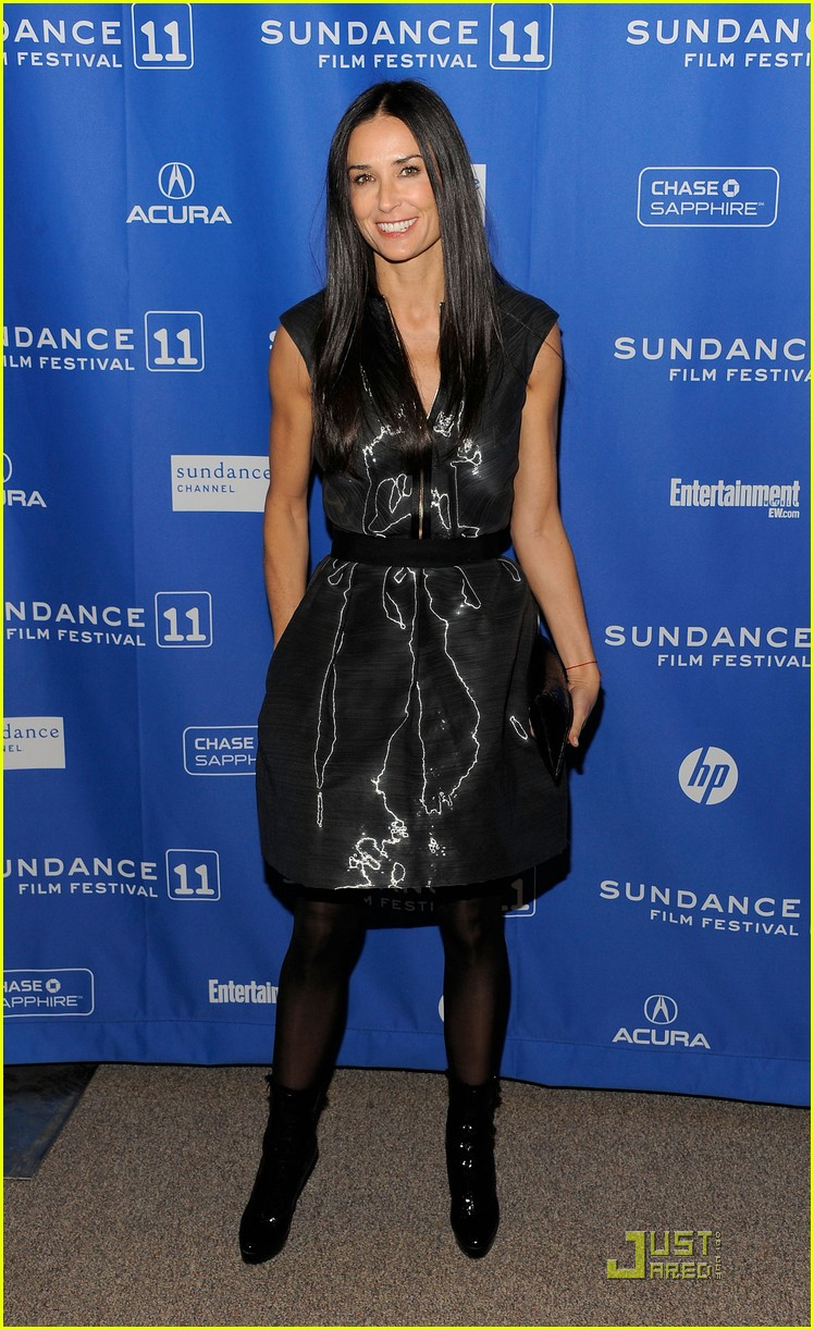 demi moore margin call premiere 032514397