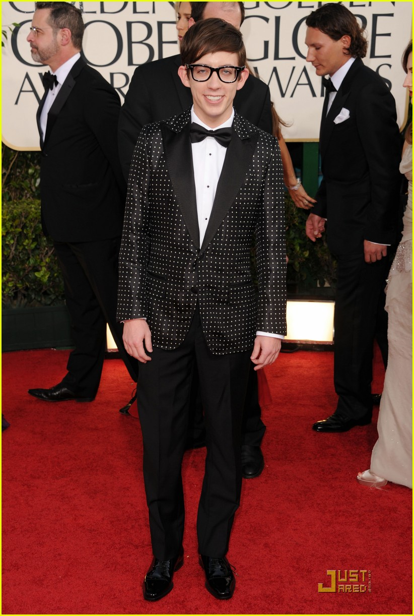 matthew morrison glee boys golden globes 2011 18